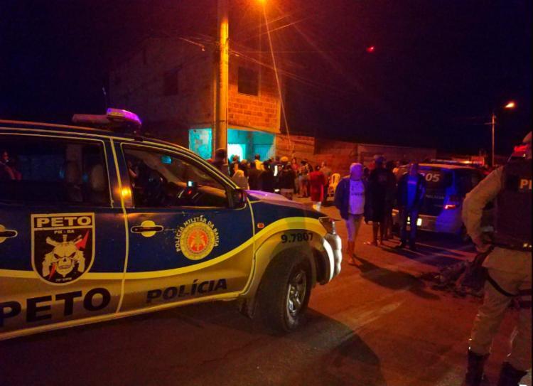 Vítimas participavam de confraternização quando foram surpreendidos por homens armados - Foto: Reprodução | Site Blog Leo Santos