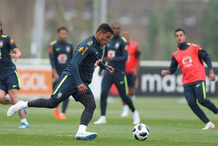 O Brasil foi uma das primeiras seleções a enviar à Fifa a lista com os nomes dos 23 jogadores - Foto: Lucas Figueiredo   Divulgação   CBF