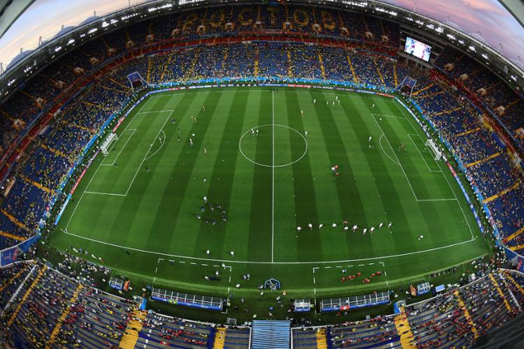 Grandes jogos marcam o sétimo dia de Copa do Mundo - Foto: Jewel Samad | AFP