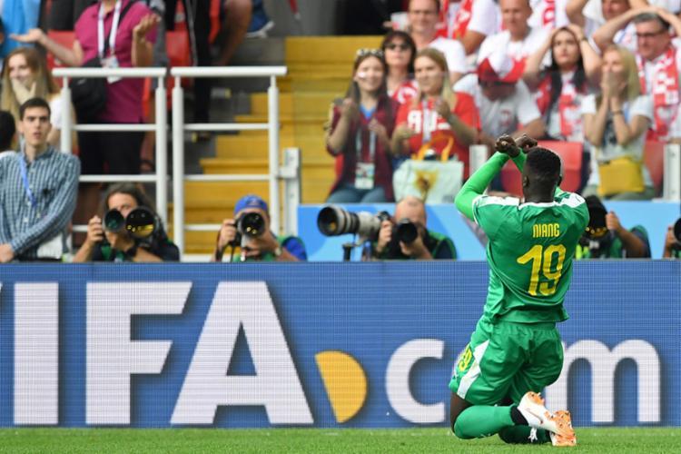 Senegal joga contra o Japão, neste domingo, 24, às 12h - Foto: AFP