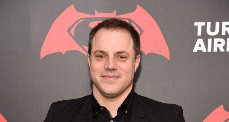 Geoff Johns, entrou para a DC Comics em 2010. Seu primeiro projeto como produtor da Warner será em Green Lantern Corps - Foto: Divulgação