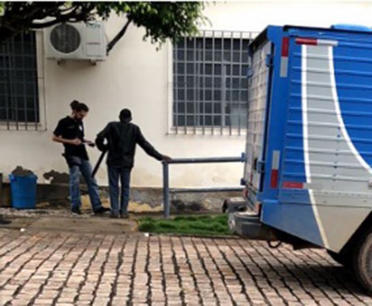 Zacarias que já havia cumprido pena por homicídio temia voltar a cadeia - Foto: Reprodução | Blog Do Netto Maravilha