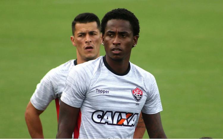 Jogador recebeu proposta de transferência definitiva para o Atlético Mineiro - Foto: Maurícia da Matta | EC Vitória