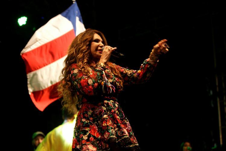 Elba Ramalho fará o grande show do dia 23 em Amargosa | Foto: Eloi Correia | Divulgação
