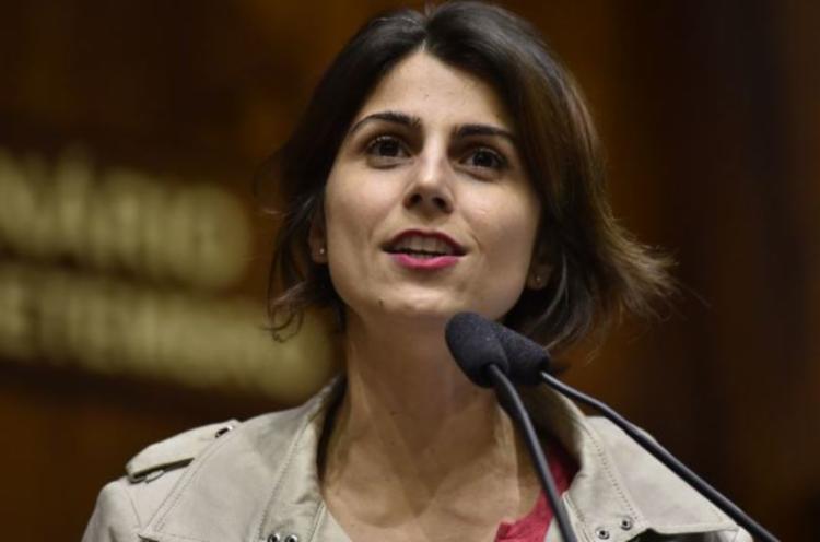 Para Manuela, o PCdoB não é um obstáculo à união das esquerdas - Foto: Divulgação
