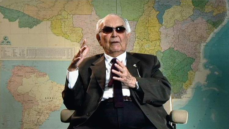 Eliezer foi presidente da então Companhia Vale do Rio Doce em dois período - Foto: Reprodução | Documentário O Engenheiro do Brasil