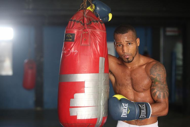 Robson tem dez lutas programadas até o final do ano - Foto: Joa Souza | Ag. A TARDE