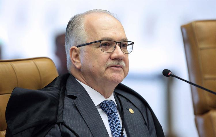 Ministro do Supremo atendeu parcialmente ao pedido da Procuradoria-Geral da República - Foto: Carlos Moura l SCO l STF