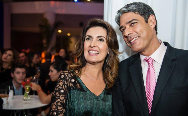 Fátima Bernardes e William Bonner anunciaram separação em agosto de 2016 - Foto: Divulgação