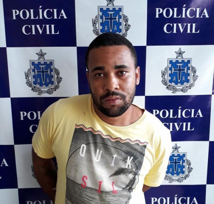 Joílson respondia por homicídio e trafico de drogas no presidio de Itabuna - Foto: Divulgação | Polícia Civil