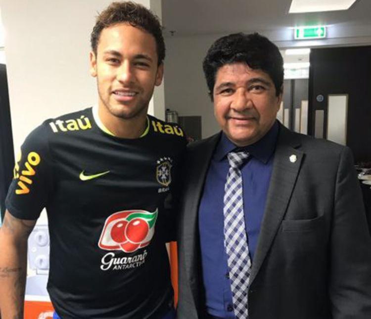 Ednaldo Rodrigues recebeu convite da CBF - Foto: Reprodução | FBF