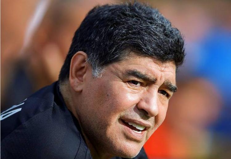 Para Maradona, as escolhas foram erradas - Foto: Reprodução | Facebook