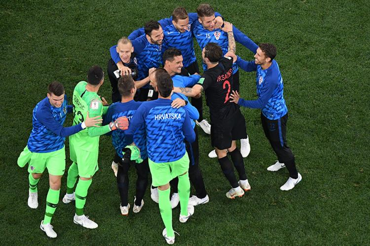 Croácia derruba Argentina e garante classificação para as oitavas - Foto: Kirill Kudryavtsev | AFP