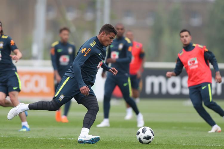 Amistoso entre Brasil e Croácia será realizado neste domingo, 3 - Foto: Lucas Figueiredo | Divulgação | CBF