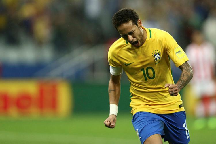 Neymar irá participar do time titular no amistoso contra a Áustria - Foto: Lucas Figueiredo   Divulgação   CBF