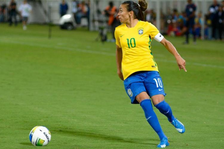 BRASIL FEMININO ASSUME 7 º LUGAR NO RANKING DA FIFA