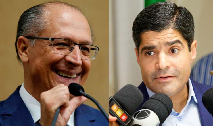 """Neto afirma que Democratas conversa """"muita fluidez"""" com Geraldo Alckmin - Foto: Joá Souza e Luciano Carcará   Ag. A TARDE"""