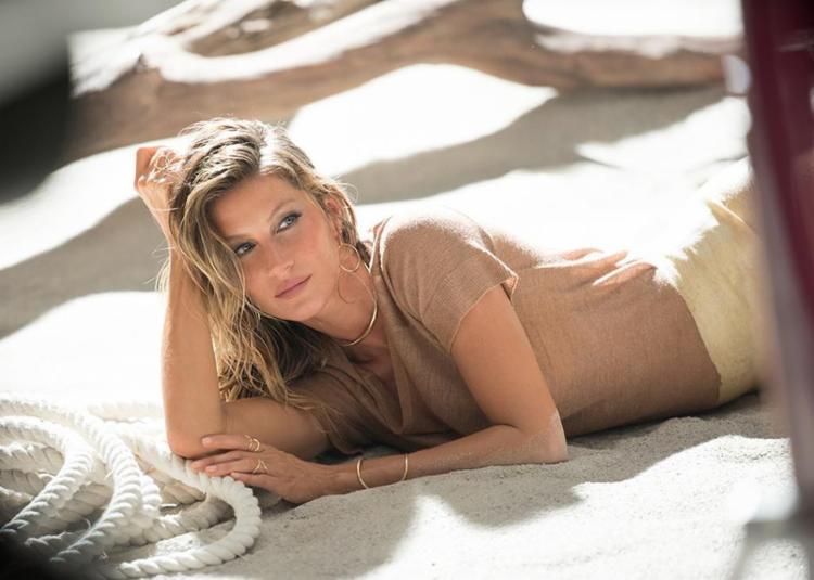 A modelo disse que, se tivesse que se promover nas redes sociais como as modelos mais jovens fazem, ela não faria - Foto: Gui Paganini | Divulgação
