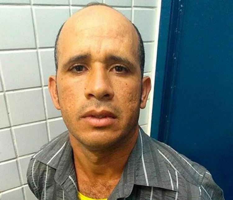 Jodson de Souza foi detido em flagrante após denúncia de membros do templo evangélico - Foto: Divulgação | GCM