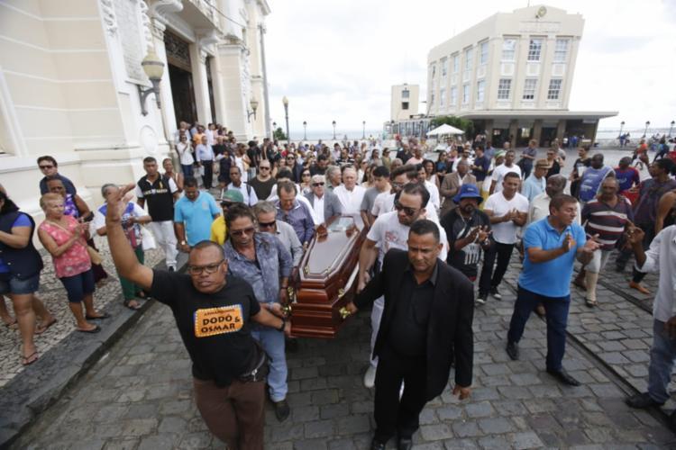 Corpo de Tapajós percorreu a Rua Chile