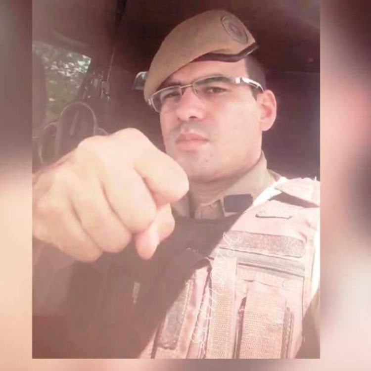 O policial militar Wagner Silva Araújo foi assassinado neste sábado - Foto: Reprodução   Facebook