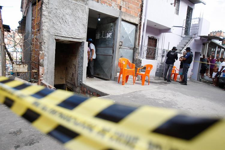 Bahia tem índice de homicídios 3 vezes maior que média nacional, aponta estudo - Foto: Joá Souza l Ag. A TARDE l 29.3.2016