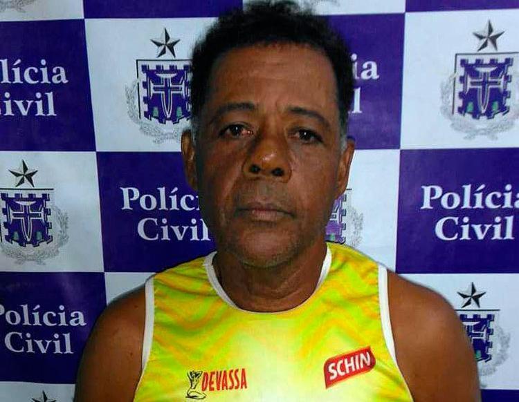 Reginaldo alegou estar alcoolizado ao cometer o crime - Foto: Divulgação | Polícia Civil