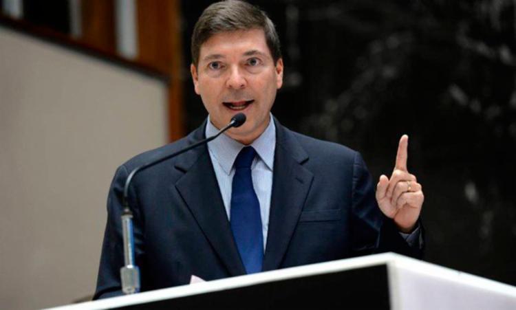 Josué Alencar está com pesquisa de intenção de votos para possível candidatura ao Planalto - Foto: Divulgação ALMG