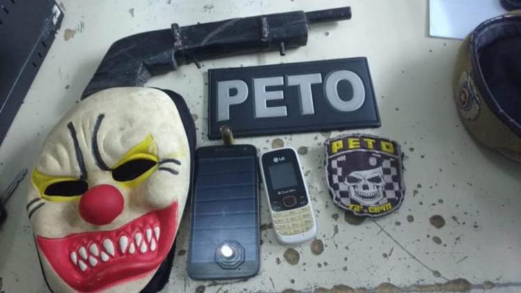 Lucas confessou ter realizado dois assaltos em Itacaré - Foto: Divulgação | Policia