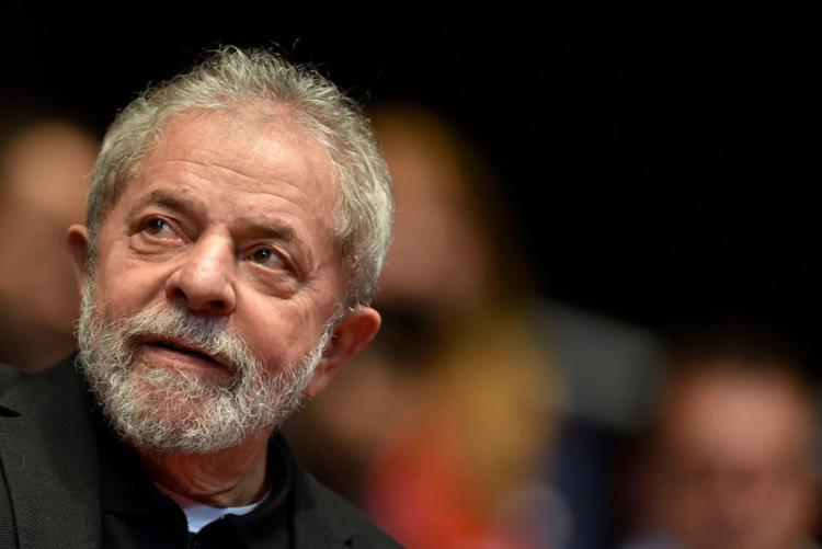O ex-presidente presta depoimento como testemunha de defesa de Sérgio Cabral - Foto: Divulgação