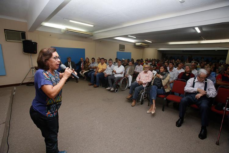 A plenária reuniu no auditório do Hotel Sol Victoria, no Corredor da Vitória, as principais lideranças do PSB - Foto: Luciano Carcará l Ag. A TARDE