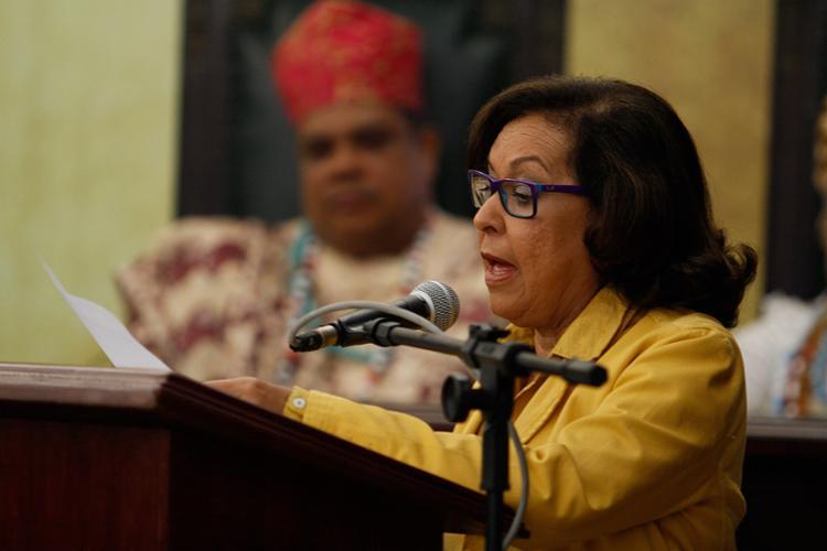 Gratidão do PT nacional é chave para a candidata - Foto: Joá Souza l Ag. A TARDE l 28.07.14
