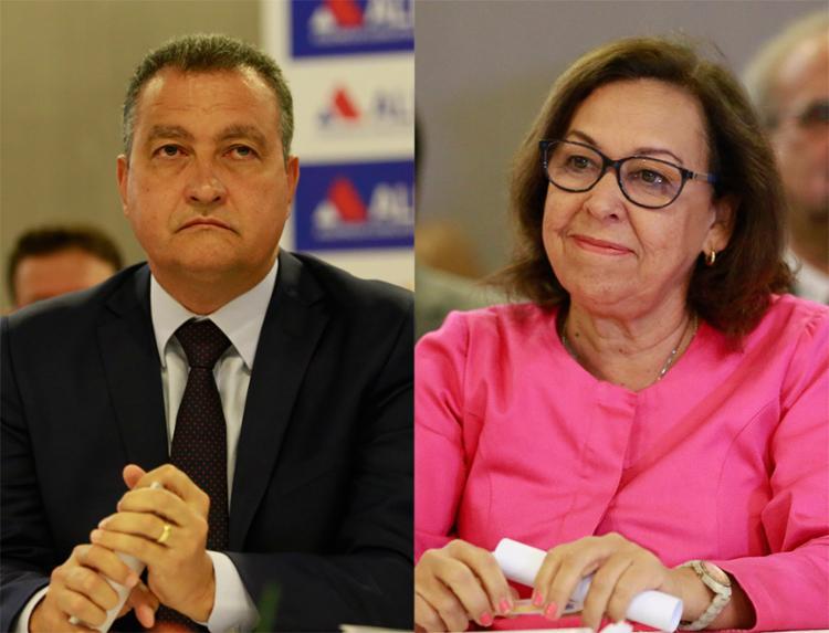 Senadora afirmou que só conversou com o governador há cerca de um mês e que nada havia sido definido - Foto: Luciano Carcará l Ag. A TARDE