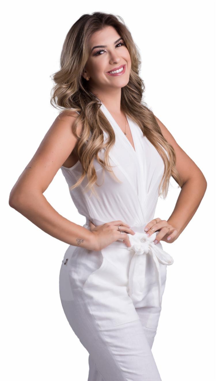 Lorena Improta estará em nova temporada de reality show gastronômico - Foto: Divulgação