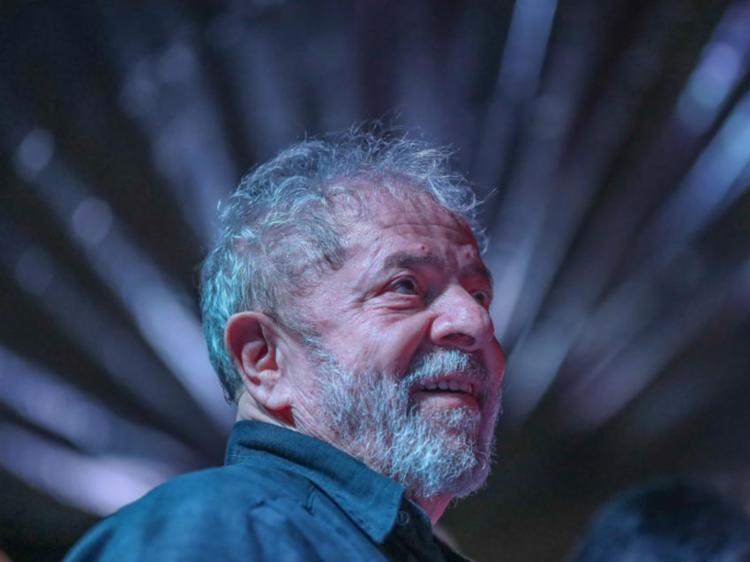 Anúncio foi divulgado nas redes sociais com vídeo inédito de Lula - Foto: Ricardo Stuckert
