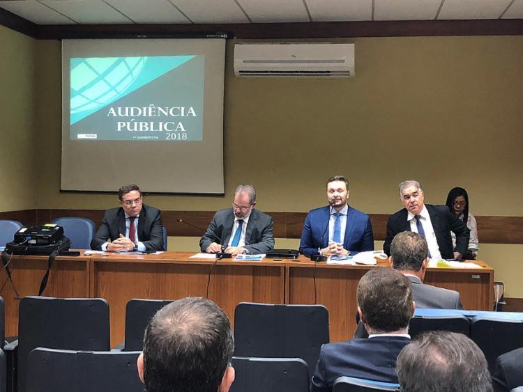 Secretário da Fazenda, Manoel Vitório, diz que no atual cenário de baixa arrecadação seria