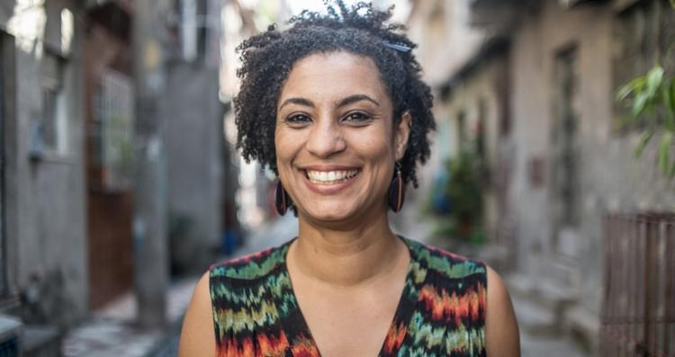 Marielle era defensora dos direitos humanos, com foco principalmente em mulheres e populações faveladas - Foto: Reprodução | Facebook