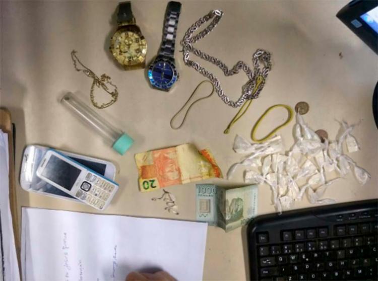 Um dos menores é o principal suspeito de um homicídio no bairro - Foto: Divulgação | SSP