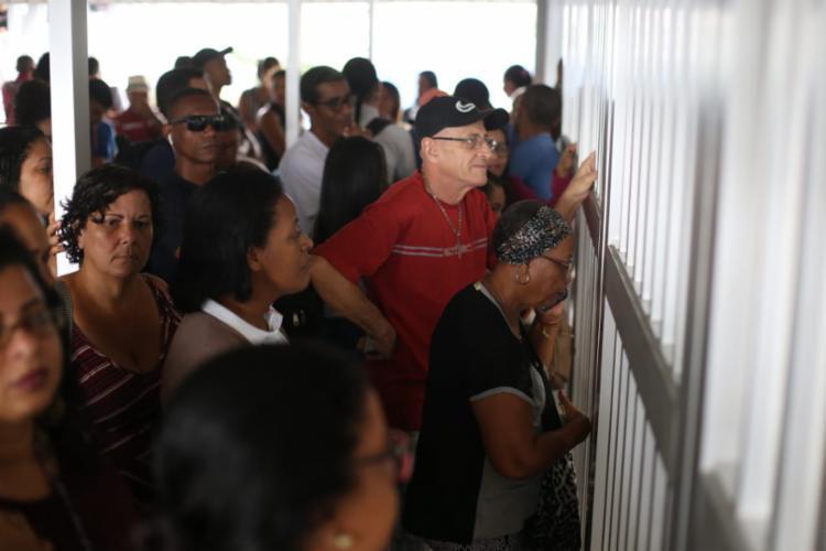 Passageiros encontraram a Estação Pirajá fechada durante a manhã