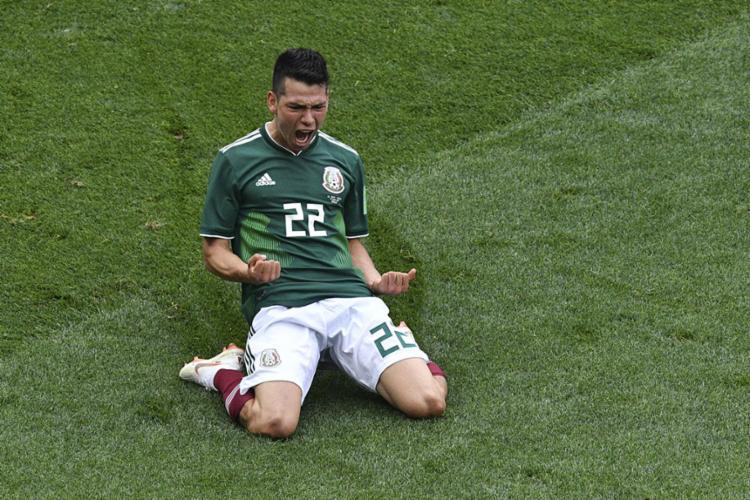 O atacante foi eleito o melhor jogador da partida - Foto: Mladen Antonov | AFP