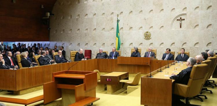 Ministros ganharam notoriedade por conta de processos como o Mensalão e a Lava Jato - Foto: Wilson Dias | Agência Brasil