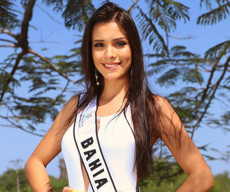 Emili Seixas venceu a edição do Miss Bahia CNB 2017 - Foto: Divulgação