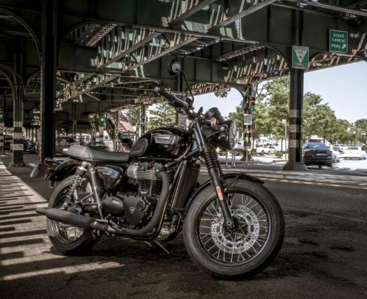 A nova Bonneville custa a partir de R$ 39.990 - Foto: Divulgação