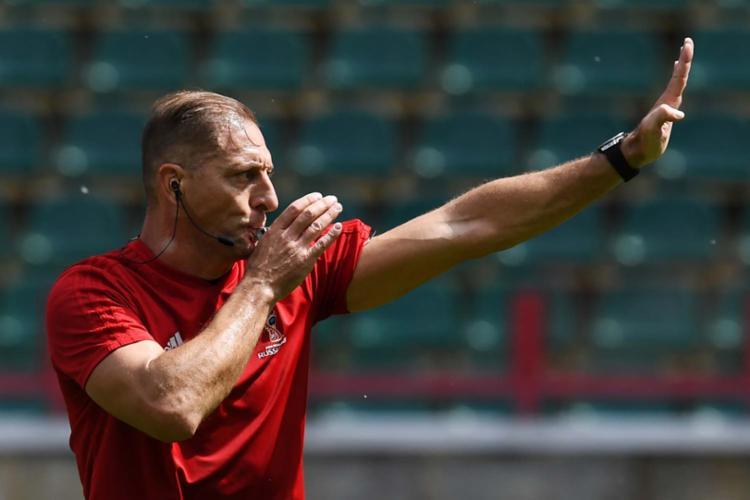 Argentino também esteve nos Jogos Olímpicos do Rio, dirigindo a semifinal - Foto: AFP