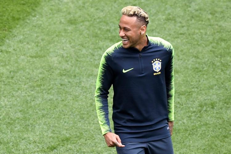 Neymar foi o jogador mais citado da primeira rodada - Foto: Gabriel Bouys   AFP