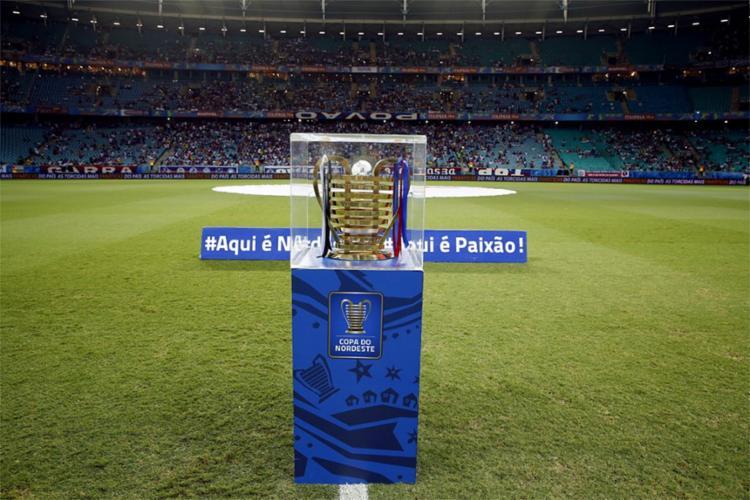 Nordestão terá finais disputadas durante a Copa da Rússia - Foto: Felipe Oliveira l EC Bahia