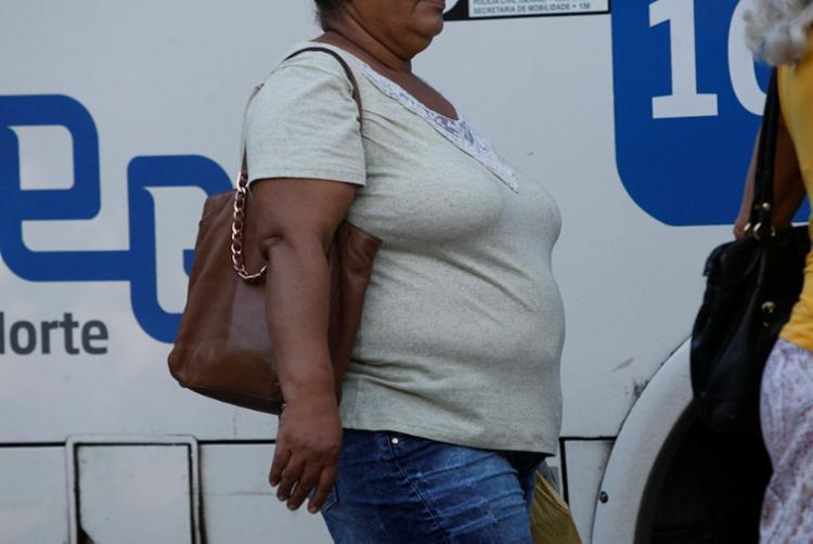 Pesquisa afirma que 18,9% dos que estão acima dos 18 anos são obesos - Foto: Luciano Carcará | Ag. A TARDE