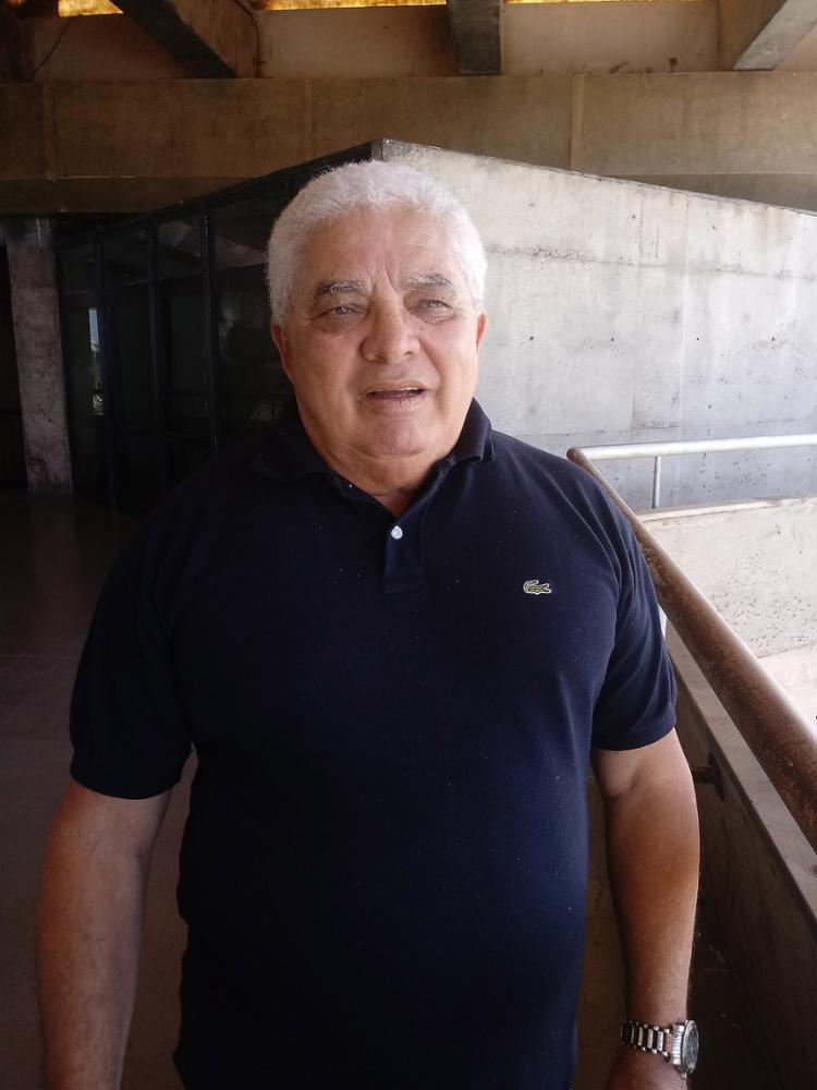 Otoniel Saraiva: 'Tem horas que dá vontade de desistir' - Foto: Levi Vasconcelos l Ag. A TARDE