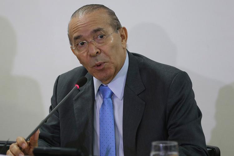Padilha enviou o projeto de lei que prevê o corte - Foto: Pedro França l Agência Senado l 6.5.2015