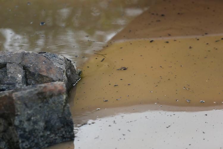 Vazamento de duto ocorreu no sábado, 9 - Foto: Margarida Neide | Ag. A TARDE